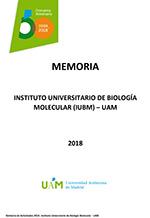Memoria Científica IUBM 2018